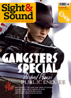 Cover of Sight & Sound August 2009.