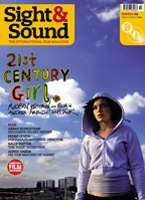 Cover of Sight & Sound October 2009.