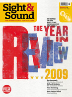 Cover of Sight & Sound January 2010.