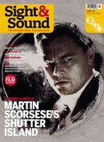 Cover of Sight & Sound April 2010.