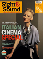 Cover of Sight & Sound May 2010.