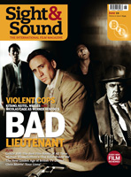 Cover of Sight & Sound June 2010.