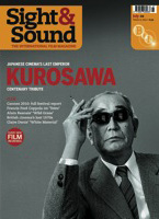 Cover of Sight & Sound July 2010.