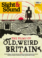 Cover of Sight & Sound August 2010.