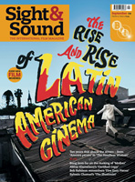 Cover of Sight & Sound September 2010.