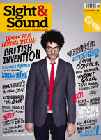 Cover of Sight & Sound November 2010.