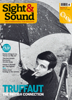 Cover of Sight & Sound March 2011.