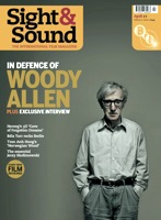 Cover of Sight & Sound April 2011.