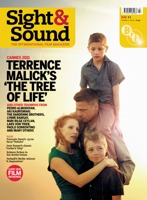 Cover of Sight & Sound July 2011.