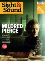 Cover of Sight & Sound August 2011.