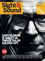 Cover of Sight & Sound October 2011.