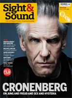 Cover of Sight & Sound March 2012.