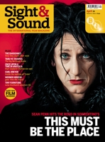 Cover of Sight & Sound April 2012.