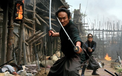 Film still for Film of the month: 13 Assassins