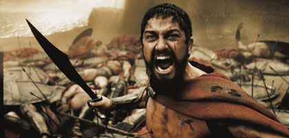 Film still for Film of the Month: 300