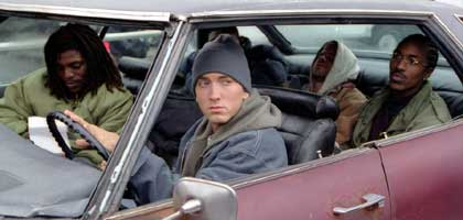 Film still for Film of the Month: 8 Mile