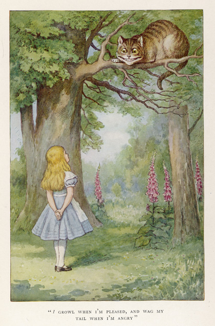 Film still for Alice through the lens