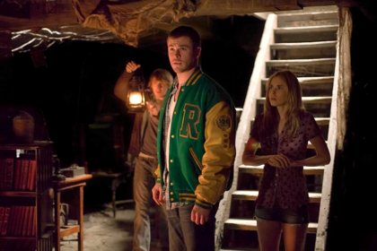 Film still for Film review: The Cabin in the Woods