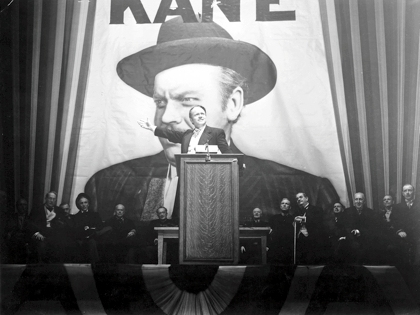 Film still for The mark of Kane