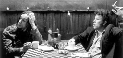 Film still for Coffee and Cigarettes