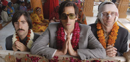 Film still for The Darjeeling Limited