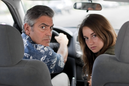 Film still for Film of the month: The Descendants