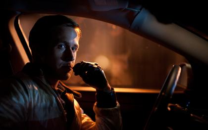Film still for Film review: Drive