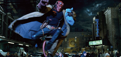 Film still for Hellboy II The Golden Army
