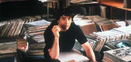 Film still for Film of the Month: High Fidelity