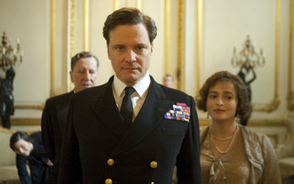 Film still for Film review: The King's Speech