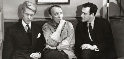 Film still for Joseph Losey & Harold Pinter: In search of poshlust times