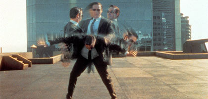Film still for The Matrix