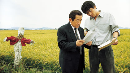 Film still for Memories of Murder
