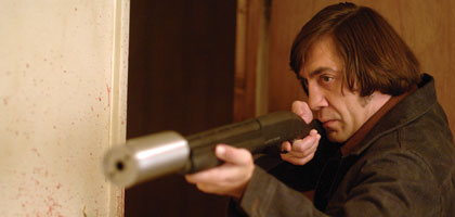Film still for Film of the month: No Country for Old Men