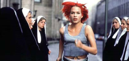 Film still for Run Lola Run