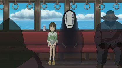 Film still for Film of the Month: Spirited Away