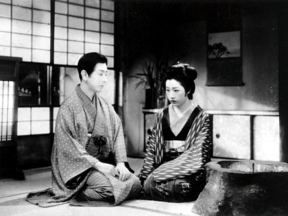 Film still for DVD: The Mizoguchi Collection