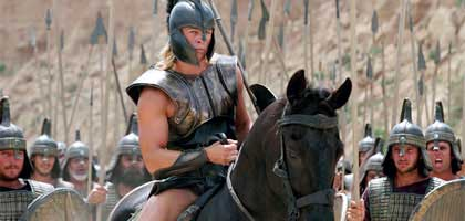 Film still for Troy