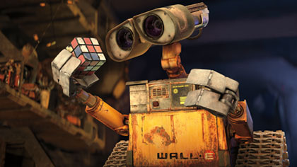 Film still for WAll•E