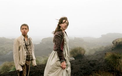 Film still for Film review: Wuthering Heights